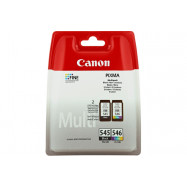 MULTIPACK CANON  PG-545 +...