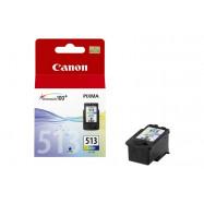 CARTUCCIA CANON CL-513XL...